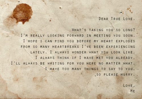 dear true love letter where are you.png