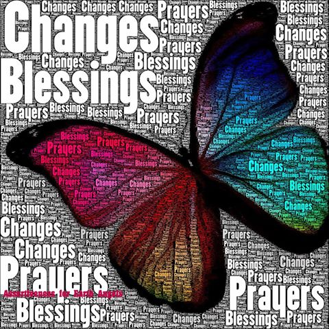 blessings and changes