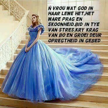 God - vrou met mooi siel