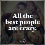 crazy all people