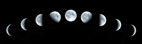 fase van maan