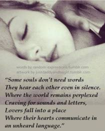 words and souls