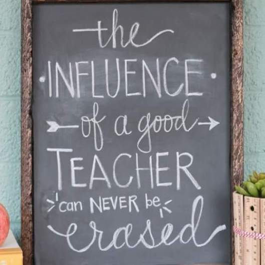teacher-influence