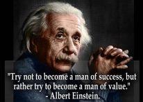 einstein-man-of-value