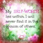 self-worth
