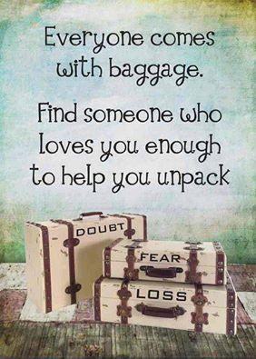 baggage help unpack